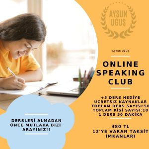 Online Speaking Club